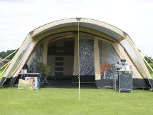 Oppblåsbare Telt