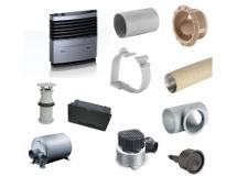 Tilbehør til gassvarmere
