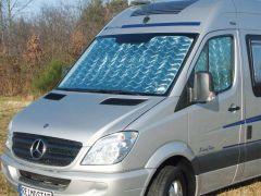 3 -delt Isoleringsmatte Isoflex til Mercedes Sprinter med flere