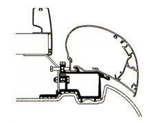Thule Adapter Mercedes/VW