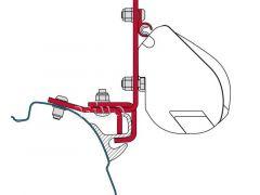 Fiamma Adapter VW T5/T6 / VW Bus med Branderup Rail  - F35 Pro