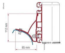 Fiamma Adapter Compass Renault Trafic 01-15