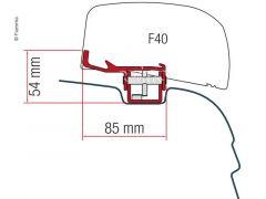 Fiamma Adapter Kit til VW T5/T6 - markise F40Van