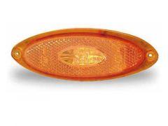 Jokon LED sidemarkeringslys gul - oval