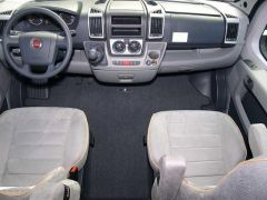 Carbest Luksus Førerhusmatte Ford fra 2006