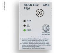 AMS Gassalarm P100 12V DC