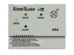 AMS Combi Compact Gassvarsler