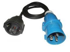 Carbest Adapter CEE / Schuko
