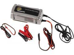 """Batteri opplader """"Wecamp"""" 12V, 7A"""