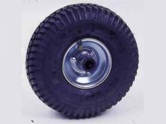 Nesehjul Luft med stålfelg 260x85 mm