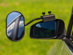Emuk Universal Light Caravanspeil sett
