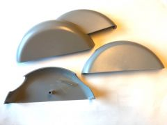 Plastikkstykker til Hobby Takrelling