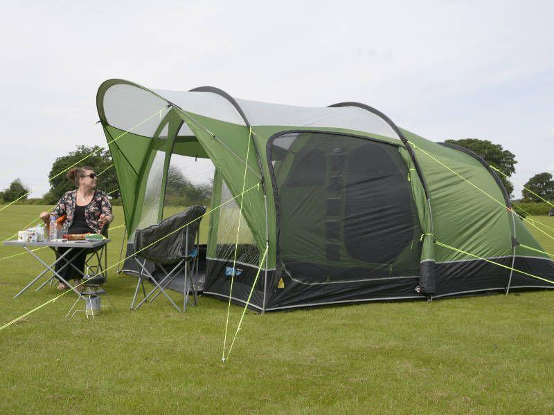 Kampa Brean 4 Kjøp telt og campingutstyr på campstuff.no