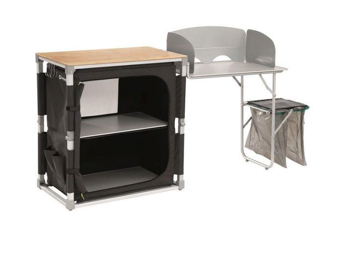 Outwell Padres Kjøkkenbord med sidebord