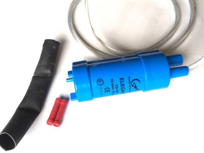 Toalettpumpe 8 liter inkl kabelsamler
