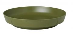 Rosendahl dyb tallerken, Ø21,5 cm. Grøn