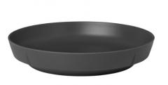 Rosendahl dyb tallerken, Ø21,5 cm. Grå.