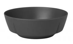Rosendahl skål, Ø15,5 cm. Grå.