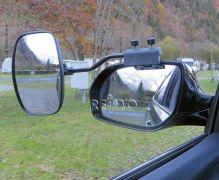 Emuk universal XL caravanspeil sett