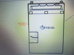 Truma Elektronikkdeksel C 3402/4002/6002 (EH)