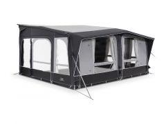 Kampa Dometic Club AIR All-Season 390 M, camping, fortelse, Kampa Dometic
