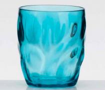 Flamefield Glas Ice Short Tumbler Aqua