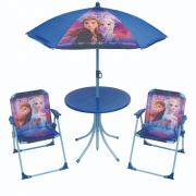 """Disney stolesæt med parasol """"Frozen"""""""