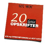 Opskriftsbog Hot Wok