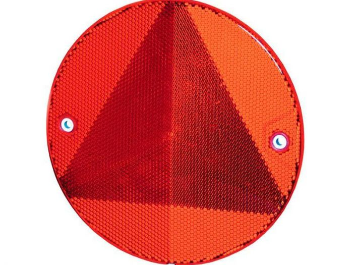 Hella trekantrefleks