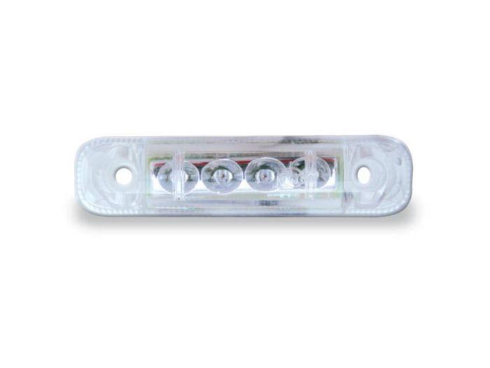 Jokon LED markeringslykt Hvit