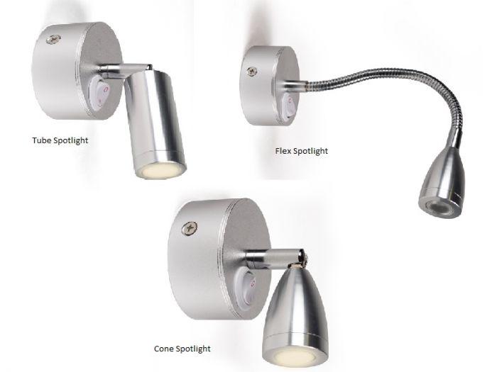 LED Spotlight Lamper 12V