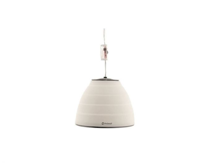 Outwell Lampe Orion Lux Cream White