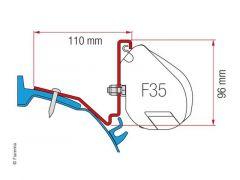 Fiamma Adapter Dreamer Capland/Capfun Ford Transit Custom - F35 Pro