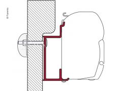 Fiamma Adapter Eura Mobil/Karmann